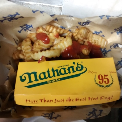Panchitos de Nathan´s
