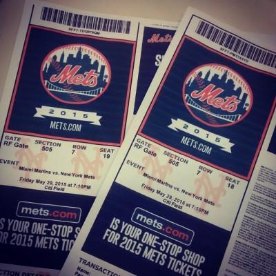 Entradas Mets