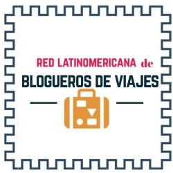 Somos miembros de la Red Latinoamericana de Blogueros de Viaje